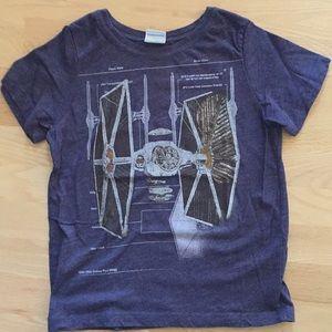 Star Wars shirt - EUC